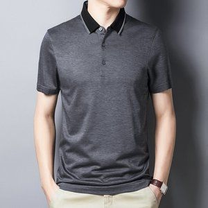 men's trendy short-sleeved t-shirt BM